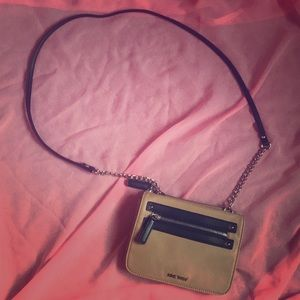 Nine West Brown Crossbody Bag
